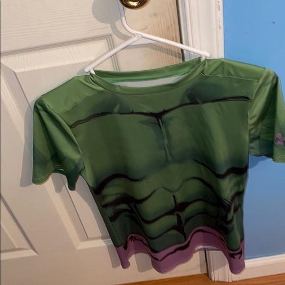 Under Armour Other - Hulk under armour tshirt